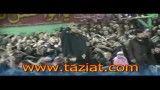 عزاداری ظهر عاشورا - هیئت های مذهبی روستای نشلج - میدان تعزیه (میدان امام حسین علیه السلام)