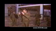 نماز خواندن صدام در ایران