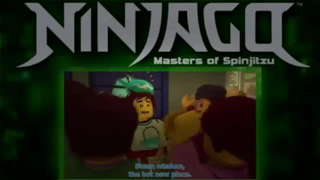 لگو نینجاگو( ارواح)قسمت1( اینگیلیسی)(orginal)پارت2