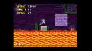 سونیک خارپشت 1 ( ویدیو ی کل بازی )