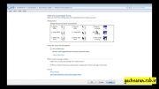 آموزش تصویری تغییر رنگ و اندازه نشانگر موس در ویندوز7
