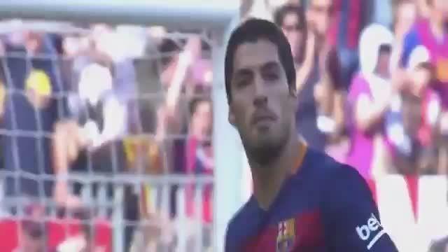 خلاصه بازی بارسلونا 2 - 1 لاس پالماس