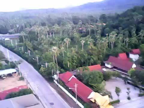 فیلم برداری کوادکوپتر کنترلی LHX4
