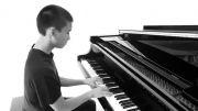 آهنگی بسیار زیبا و دلنشین و آرامشبخش پیانو
