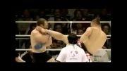 برترین ناک اوت های UFC - شماره 3