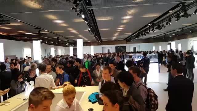 Samsung Galaxy S6 _ video sample