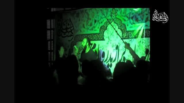 حاج رضا حسین زاده و کربلایی حسن حسین خانی 94(شور زیبا)