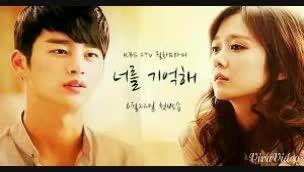 OST سریال به خاطر سپردمت(سلام هیولا)