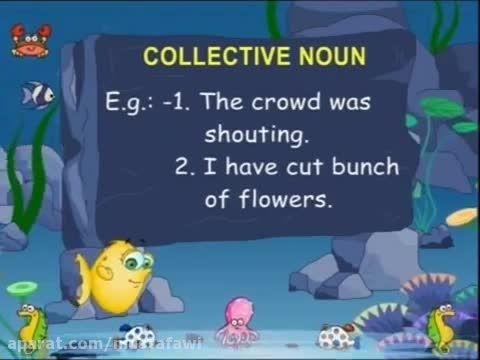 آموزش گرامر زبان انگلیسی برای کودکان 3