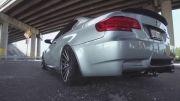 BMW M3با رینگ ووسن(کیفیت پایین)