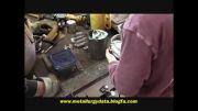 فولاد گلدار - فولاد بوته ای -فولاد هندی ایرانی دمشقی