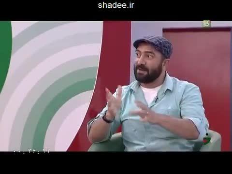 مصاحبه بسیار شاد و دیدنی با مجید صالحی در خندوانه