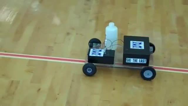 مسابقه ماشین شیمیایی chem-e-car