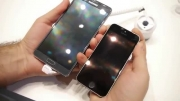 Galaxy Note 4 vs iPhone 5s- early speed comparison