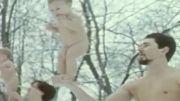 بچه در سرما