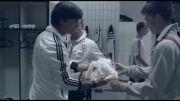 ستارگان آلمان در کلیپ تبلیغاتی آدیداس/پرورش استعداد