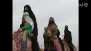 کاروان نمادین امام حسین(ع)-روستای تقلیدآباد1392