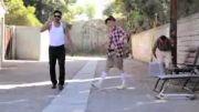 رقص زامبی گنگنم استایل
