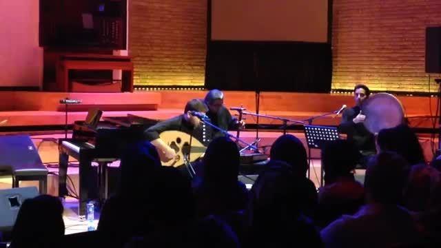 سامی یوسف - اجرای ترانه سوگواری در کنسرت منچستر 2015