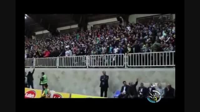 حواشی  هفته پنجم لیگ برتر والیبال ایران