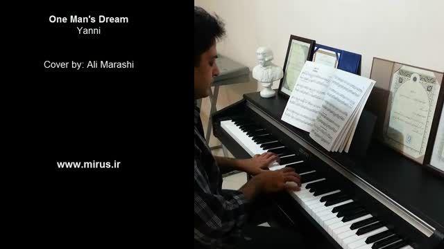 اجرای قطعه One Mans Dream از یانی Yanni