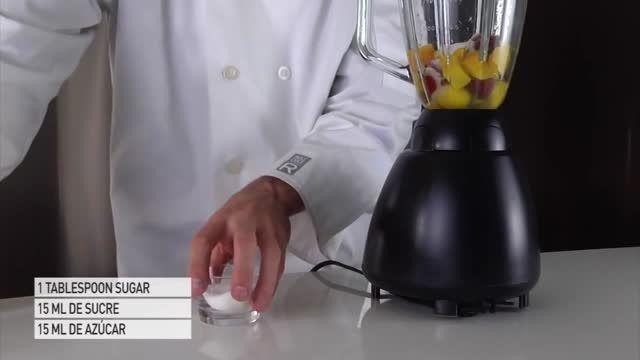 آشپزی ملکولی - اسپاگتی میوه