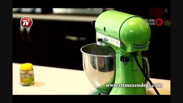 طرز تهیه شیرینی نخودچی
