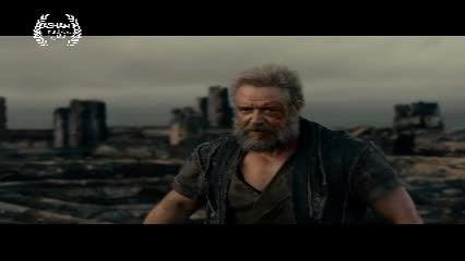 سکانس بسیار زیبا فیلم نوح انقراض انسان 