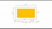 آموزش ریاضی هفتم(فصل اول) راهبرد رسم شکل