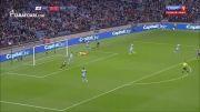 خلاصه بازی منچسترسیتی 0 - 2 نیوکاسل