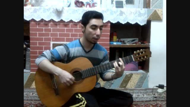 اجرای آهنگ خواب ستاره عارف توسط مسعود حسین زاده