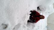 آواز خوندن داداشم تو برف !!!!!!!جان من ببین و حال کن