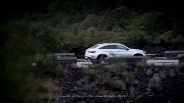 تیزر رسمی - مرسدس بنز  -AMG GLE 63 Coupe