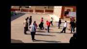 پرتاب راکت آبی توسط دانش آموزان مرکز شهیدباهنر3 کرج