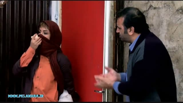 سکانسی دیدنی از فیلم بی خود و بی جهت با بازی رضا عطاران