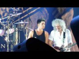 Queen + Adam Lambert - Crazy Little Thing Called Love, Moscow 3 July