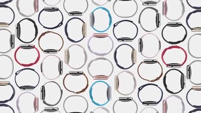 Apple Watch در رنگ های متنوع