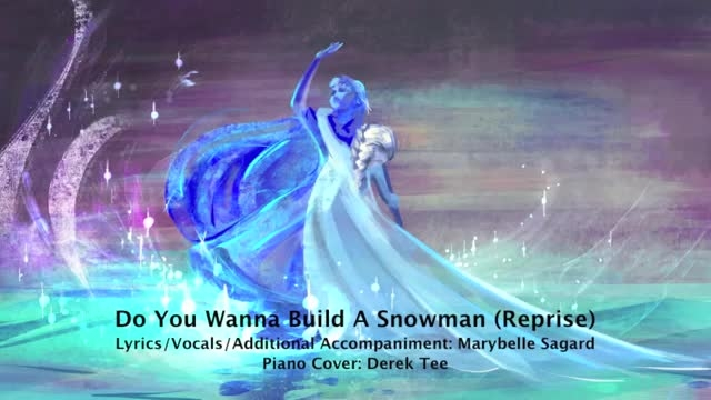 آهنگ do you want to build a snowman Reprise