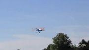 تست پرواز هواپیمای مدل PT 17