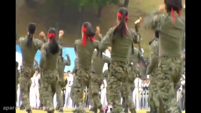 دفاع شخصی نیرو های ویژه کره جنوبی - تانگ سودو