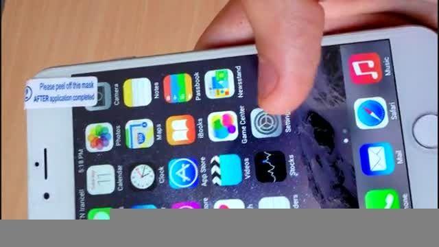 گوشی ایفون6 اندروید...طرح اصل فول کپی