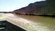 قایق سواری اطراف اوشیدا ( کوه خواجه )
