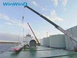 بزرگترین توربین بادی دنیا