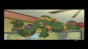 تریلر انیمیشن لاک پشت های نینجا.