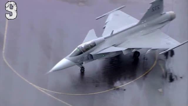 ده هواپیمای نظامی قدرتمند جهان در سال 2014
