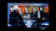 برنامه برنامه تبلیغاتی حسن روحانی از شبکه دو ۱۳۹۲_۳_۶ برنامه گفتگوی ویژه خبری قسمت اول