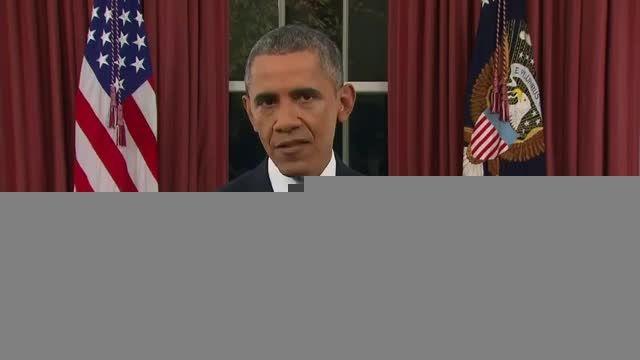 جدیدترین سخنرانی اوباما درباره مبارزه با داعش