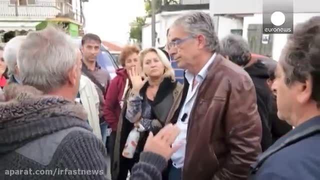 زلزله غرب یونان را لرزاند