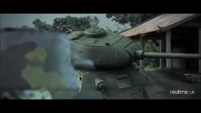 تریلر CGI Animated world of tank از وب سایت گارد3دی