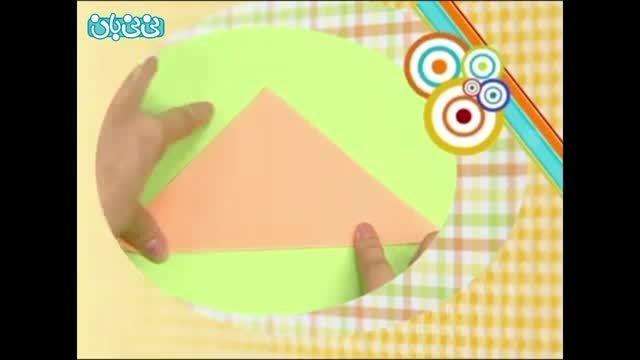 آموزش اوریگامی برای کودکان، گرگ
